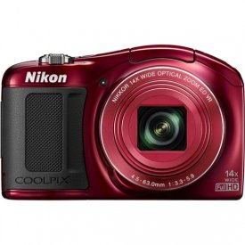 Фотоаппарат Nikon Coolpix L620 Red