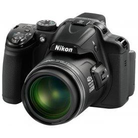 Фотоаппарат Nikon Coolpix P520 Black