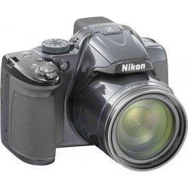 Фотоаппарат Nikon Coolpix P520 Silver