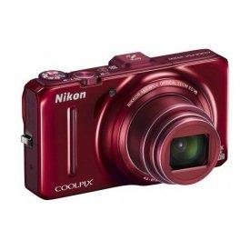 Фотоаппарат Nikon Coolpix S9300 Red