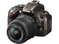 Фотоаппарат Nikon D5200 Kit 18-55mm VR Bronze