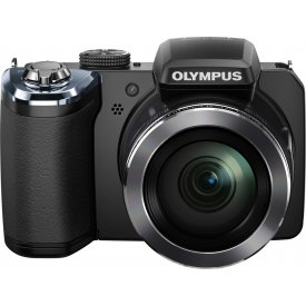 Фотоаппарат Olympus SP-820UZ Black