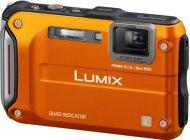 Фотоаппарат Panasonic Lumix DMC-FT4 Orange