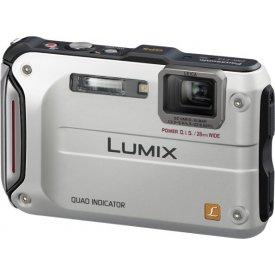 Фотоаппарат Panasonic Lumix DMC-FT4 Silver