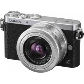 Фотоаппарат Panasonic Lumix DMC-GM1 Kit 12-32mm Silver