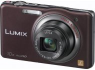 Фотоаппарат Panasonic Lumix DMC-SZ7 Brown