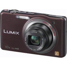 Фотоаппарат Panasonic Lumix DMC-SZ7 Brown