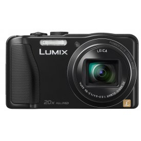 Фотоаппарат Panasonic Lumix DMC-TZ35 Black