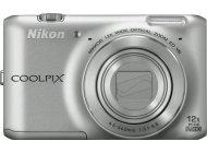 Фотоаппарат Nikon Coolpix S6400 Silver