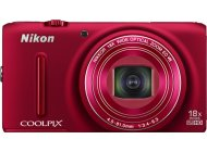 Фотоаппарат Nikon Coolpix S9400 Red