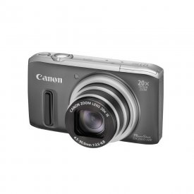 Фотоаппарат Canon PowerShot SX260 HS Grey
