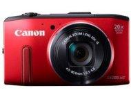 Фотоаппарат Canon PowerShot SX280 HS Red