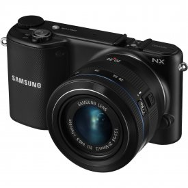 Фотоаппарат Samsung NX2000 20-50mm Kit Black