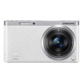 Фотоаппарат Samsung NX Mini 9mm Kit White