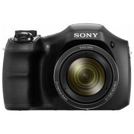 Фотоаппарат Sony Cyber-Shot DSC-H100 Black