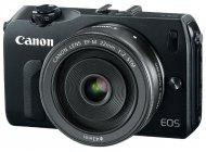 Фотоаппарат Canon EOS M 18-55 Kit