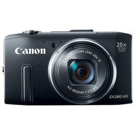 Фотоаппарат Canon PowerShot SX280 HS Black