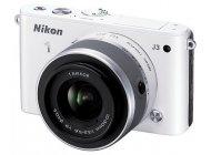Фотоаппарат Nikon 1 J3 10-30mm VR Kit Black