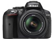 Фотоаппарат Nikon D5300 18-55mm VR Kit