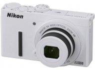 Фотоаппарат Nikon Coolpix P340 Белый