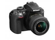 Фотоаппарат Nikon D3300 18-55mm AF-P Kit