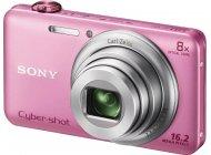Фотоаппарат Sony Cyber-shot DSC-WX60 Pink