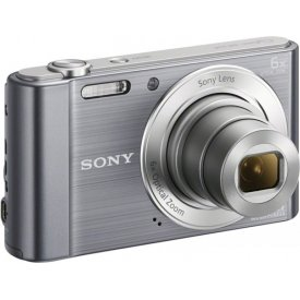 Фотоаппарат Sony Cyber-shot DSC-W810 Silver