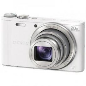 Фотоаппарат Sony Cyber-shot DSC-WX300 White