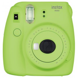 Фотоаппарат Fujifilm Instax Mini 9 lime green (зеленый)
