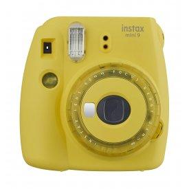 Фотоаппарат Fujifilm Instax Mini 9 Clear Yellow (желтый)