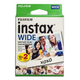 Фотопленка Fujifilm Instax Wide 20 шт
