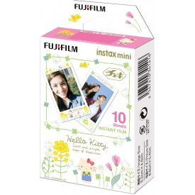 Фотопленка Fujifilm Instax Mini Hello Kitty-3 10 шт