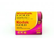 Фотопленка Kodak Gold 200/36