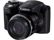 Фотоаппарат Canon PowerShot SX500 Black