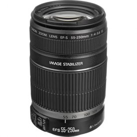 Canon EF-S 55-250mm f4-5,6 IS II