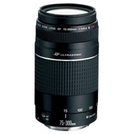 Canon EF 75-300 mm f/4.0-5.6 III USM