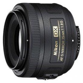Nikkor AF-S DX 35 F1.8 G