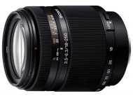 Sony DT 18-250mm f/3.5-6.3 (SAL-18250)