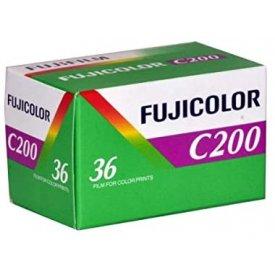 Фотопленка Fujifilm Color 200/36