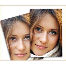 Удаление эффекта красных глаз